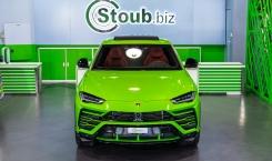 Lamborghini-Urus-green-1