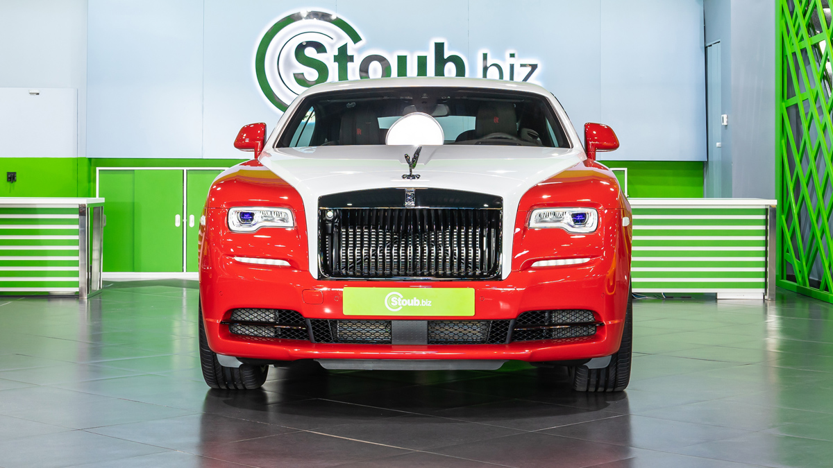 2020 Rolls Royce Wraith
