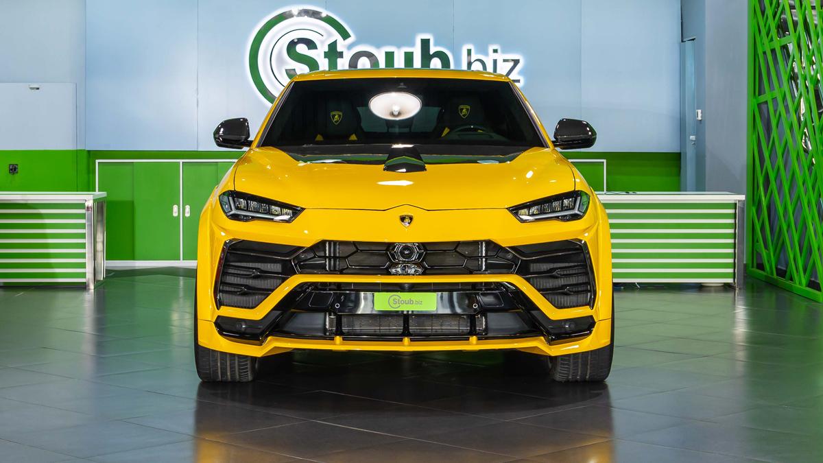 2021 Lamborghini Urus Novitec