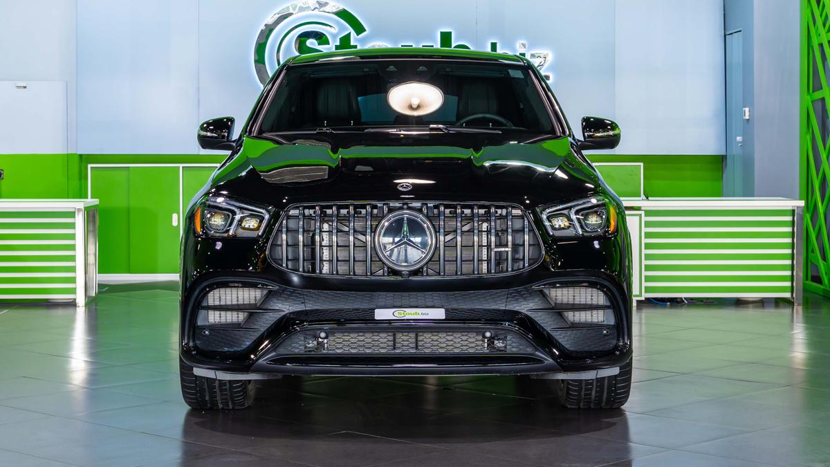 2021 Mercedes GLE 63 S