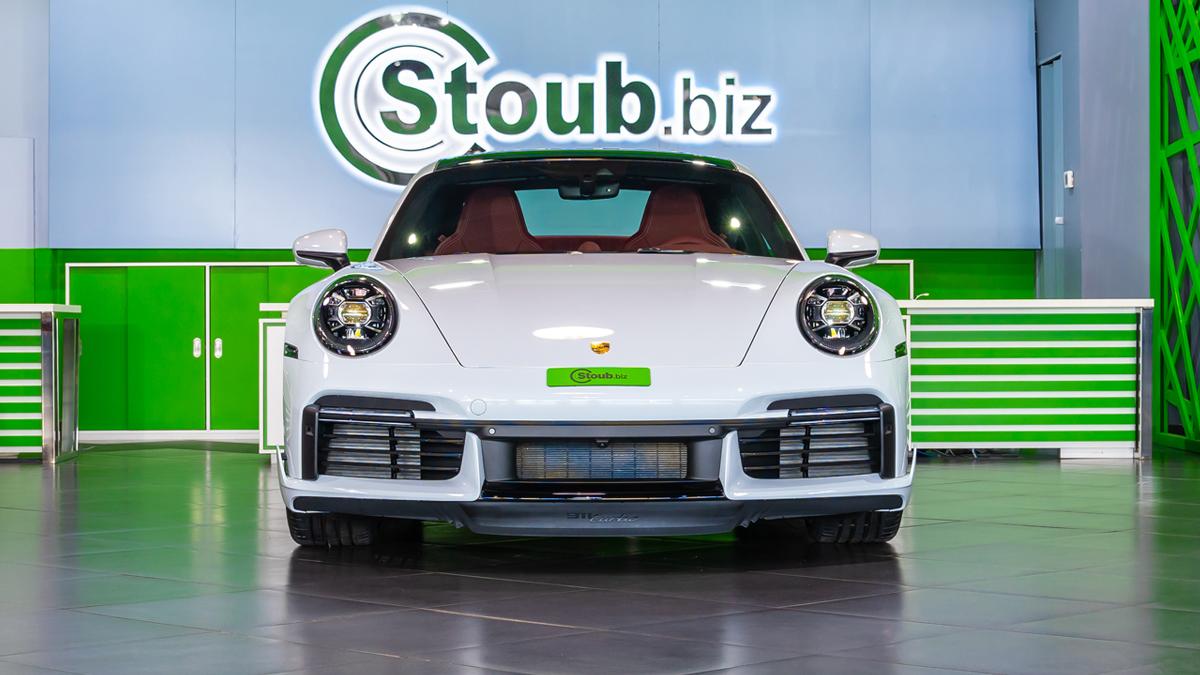 2021 Porsche 911 (992) Turbo