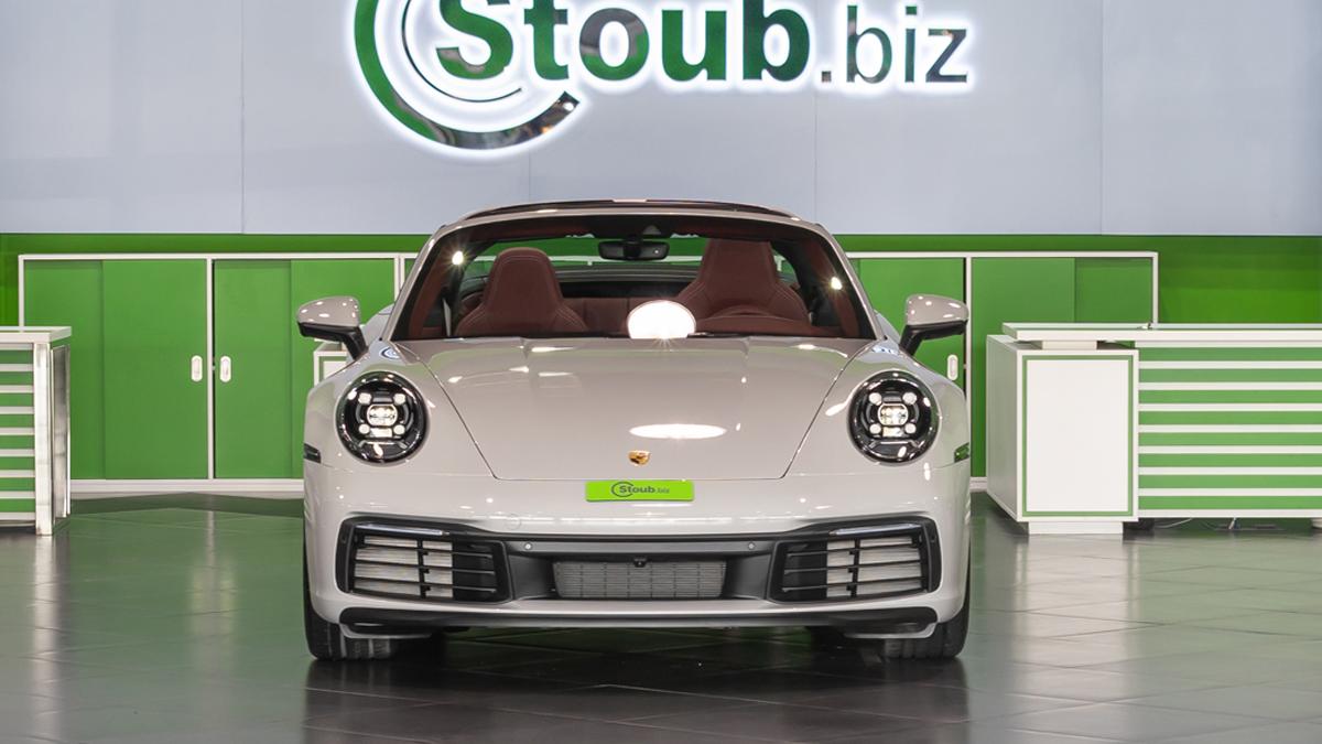 2021 Porsche 911 (992) Targa 4