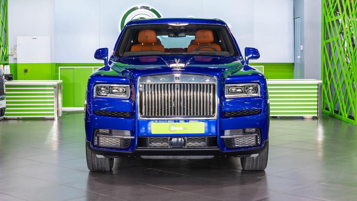 2021 Rolls Royce Cullinan